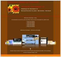 Internetauftritt Referenzen NKiSolution Internetagentur